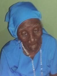Haïti - Petit-Goâve : À la veille de ses «127 ans» Mme Jamba célèbre la nouvelle année