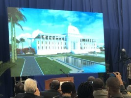 Haiti - FLASH : Final stretch before the reconstruction of the National Palace