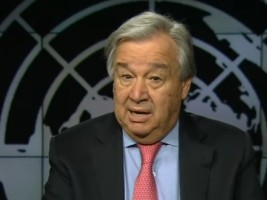 iciHaiti - Politic : UN SG António Guterres, renews the commitment of the United Nations