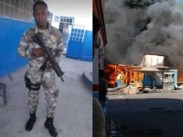 Haiti - Security : Violence after the assassination of a police officer