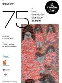 iciHaiti - Exhibition : «The Art Center : 75 years of plastic creation in Haiti»