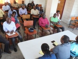 iciHaiti - Thomassin : Towards a second community restaurant