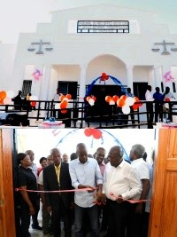 Haïti - Politique : Le Président Moïse en tournée dans le Nord du pays