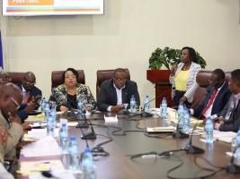 iciHaïti - Santé : Importante réunion autour du trafic illicite de médicaments