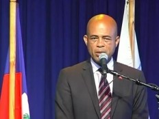 Haiti - Telecommunications : The President Martelly supports the information technology