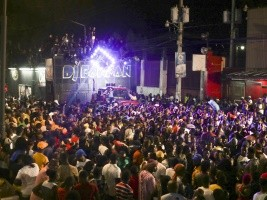 Haiti - Port-au-Prince : ReBalance of the 1st Sunday of pre-carnival activities
