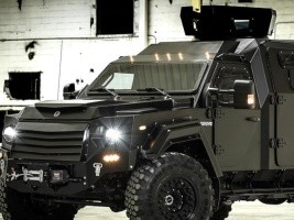 Haiti - FLASH : The PNH will be equipped with armored vehicles and weapons of war