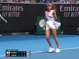 iciHaïti - Open Australie : L'Haïtiano-Japonaise Naomi Osaka qualifiée pour le 3e tour