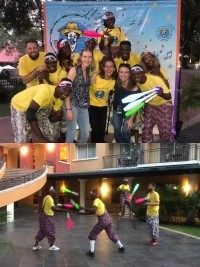 iciHaiti - PAPJAZZ 2020 : Brilliant participation of the circus troupe of Haiti