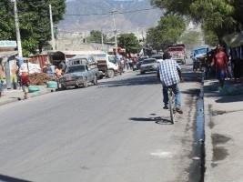 iciHaiti - Environment: Bon Repos chases the waste