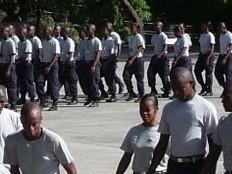 Haiti - Segurança: Cerimônia de Graduação da promoção 22 da PNH