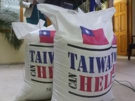 iciHaïti - Humanitaire : Don taïwanais de 2,200 tonnes de riz