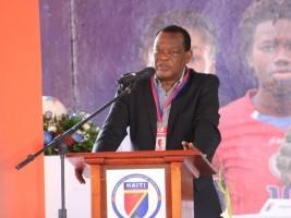iciHaïti - Football : Yves Jean-Bart élu pour la 6ème fois à la tête de la Fédération