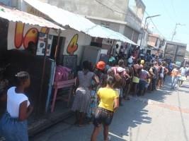 iciHaïti - Nippes:  Mise en place de 6 restaurants communautaires de référence
