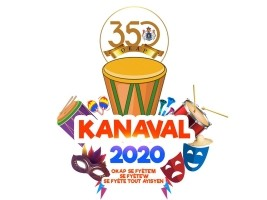 iciHaiti - Cap-Haitien : Official Carnival 2020 logo