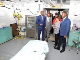 Haiti - Politic: Moïse grants 40 million subsidy to the Hospital of the Haitian Community