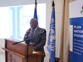 Haiti - Environment : Launching of the popularization process of the PNCC