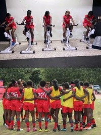 iciHaiti - U-20F World Cup : D-7, Our Grenadières in preparation