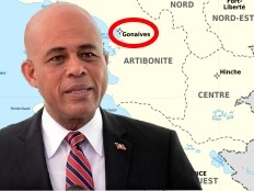 Haiti - Politic : Michel Martelly in Gonaïves this Sunday