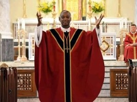 iciHaiti - Religion : Mgr. Langlois celebrates its 6th anniversary of cardinalate