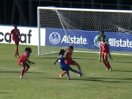 Haiti - U-20 World Cup : Our Grenadières qualified for the 8th finals