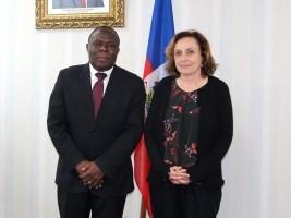 iciHaïti - Coopération : Appui de la Suisse au Gouvernement haïtien