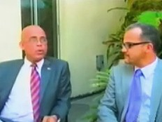 Haiti - Politic : Daniel Gérard Rouzier answers to the questions of Michel Martelly