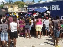 iciHaïti - Social : Lutte contre la faim, le FAES sur tous les fronts