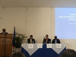 Haiti - Humanitarian : Appeal of funds of $253M to aid 2.1 million Haitians