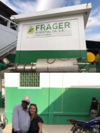 iciHaïti - Économie : Haïti premier exportateur mondial d'huile essentielle de vétiver