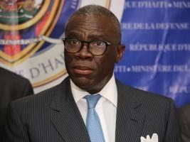 iciHaïti - Installation : Le nouveau Ministre de la défense entre en fonction