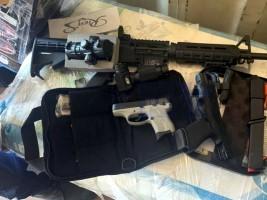 iciHaïti - Cap-Haïtien : Saisie d'armes et de munitions illégales