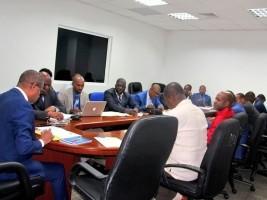 Haïti - Politique : Réunion du nouveau Ministre de l'Intérieur avec la Fédération Nationale des Maires