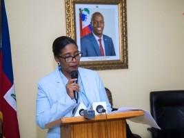 iciHaïti - Installation : La nouvelle Ministre du Tourisme entre en fonction