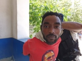 iciHaiti - PNH : Arrest of a dangerous bandit from the Gang Grand-Ravine