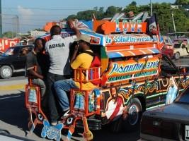 iciHaiti - Covid-19 : Public transport «a time bomb»
