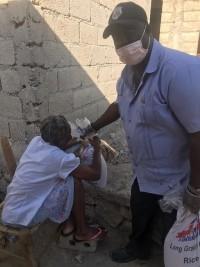 iciHaïti - Social : 20,000 kits alimentaires distribués