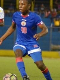 iciHaïti - Football : «Coventina» 5ème meilleure jeune joueuse mondiale