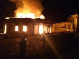 Haiti - Heritage : Fire of the Chapel of Milot, open letter