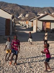 Haiti - Social : The camp Corail soon a communal section of the Croix-des-Bouquets ?