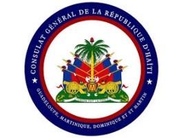 iciHaïti - AVIS : Consulat Général d'Haïti, Guadeloupe, Martinique, Saint Martin et Dominique