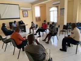 iciHaïti - FAES : Visites préparatoires dans 5 îles d'Haïti