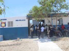 iciHaïti - Croix-des-Bouquets : Nouvelle antenne de police à Ona-Ville 22