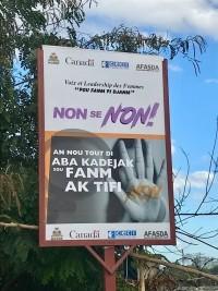 iciHaïti - Covid-19 : Le Canada octroie 100,000 dollars à 13 organisations de femmes