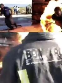 iciHaïti - Accident : Le Ministère de l'intérieur au chevet des 3 sapeurs-pompiers grièvement brûlés