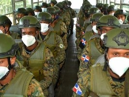 iciHaiti - Covid-19 : The DR further strengthens its border with Haiti
