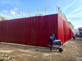 iciHaïti - Cap-Haïtien : Clôture du chantier de la place Toussaint Louverture