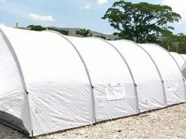 Haïti - COVID-19 : Haïti installe un hôpital de campagne à Cachiman près de la frontière