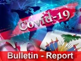 Haïti - Covid-19 : Bulletin quotidien 11 mai 2020