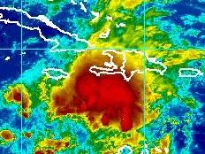 Ha ti flash m t o des averses importantes sont for Hopital canape vert haiti